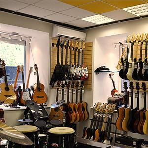 Музыкальные магазины Болохово