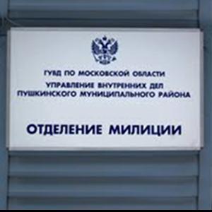 Отделения полиции Болохово