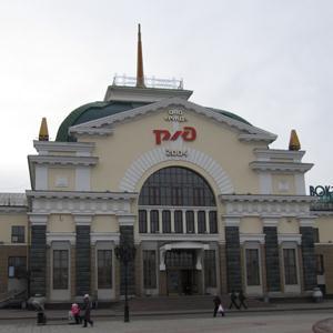 Железнодорожные вокзалы Болохово
